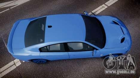 Dodge Charger SRT 2015 Hellcat für GTA 4 rechte Ansicht