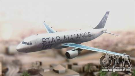 LOT Polish Airlines Airbus A320-200 pour GTA San Andreas