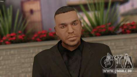 Luis Lopez Skin v2 pour GTA San Andreas troisième écran