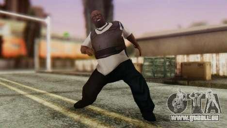 Big Smoke Skin 2 pour GTA San Andreas troisième écran