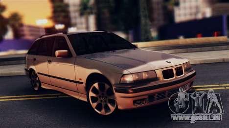 BMW 316i Touring pour GTA San Andreas