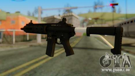 Carbine Rifle from GTA 5 v1 pour GTA San Andreas deuxième écran