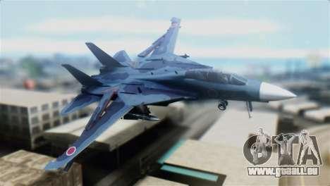 F-14J Super Tomcat JASDF pour GTA San Andreas