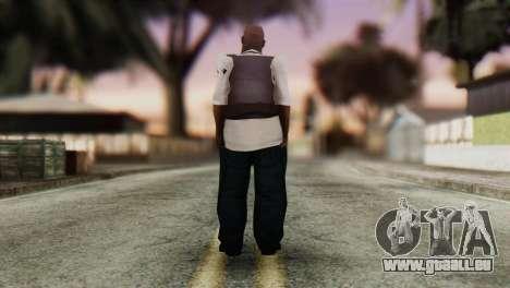 Big Smoke Skin 2 für GTA San Andreas zweiten Screenshot