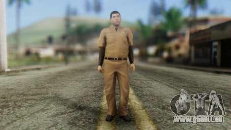 Post OP Skin from GTA 5 für GTA San Andreas
