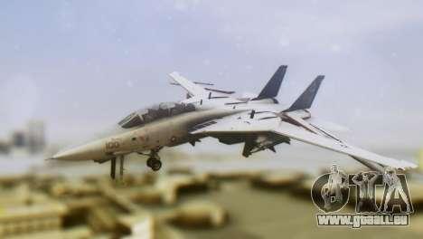 Grumman F-14A Tomcat für GTA San Andreas