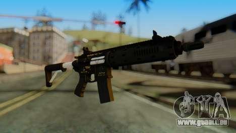 Carbine Rifle from GTA 5 v1 für GTA San Andreas