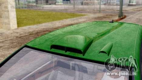 Volkswagen Golf Mk5 GTi Tunable PJ pour GTA San Andreas roue