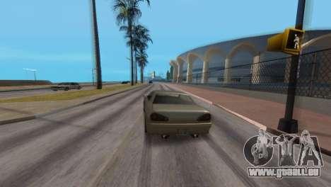 Verbesserte Physik zu fahren für GTA San Andreas fünften Screenshot