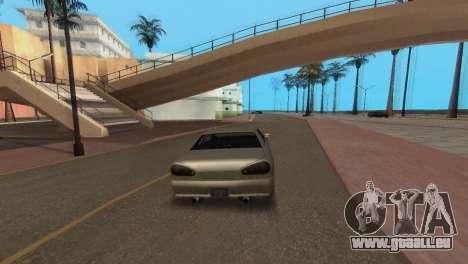 Amélioration de la physique de la conduite pour GTA San Andreas quatrième écran