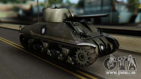 M4 Sherman Gawai Special 2 für GTA San Andreas