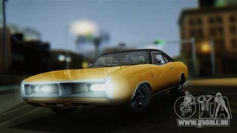 GTA 5 Imponte Dukes für GTA San Andreas linke Ansicht