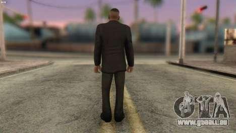 Luis Lopez Skin v2 pour GTA San Andreas deuxième écran