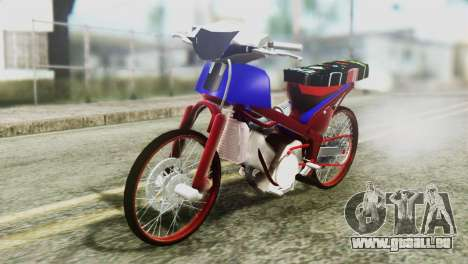 Dream 110 cc of Thailand pour GTA San Andreas