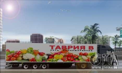 Tavria Krone pour GTA San Andreas