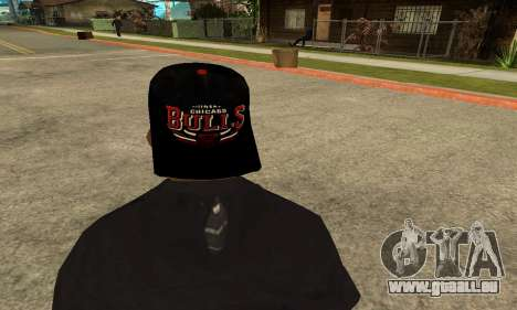 Groove Skin pour GTA San Andreas cinquième écran