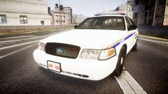 Ford Crown Victoria RCMP Campbellton [ELS] für GTA 4
