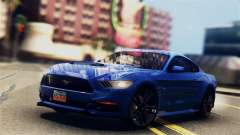Ford Mustang GT 2015 Stock Tunable v1.0 für GTA San Andreas