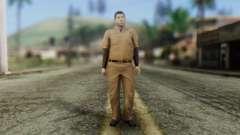Post OP Skin from GTA 5 pour GTA San Andreas