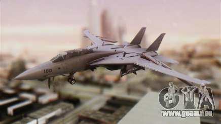 F-14A Tomcat VFA-211 Fighting Checkmates pour GTA San Andreas