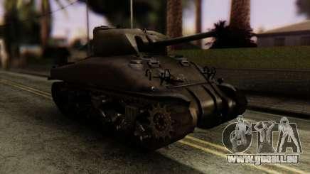 M4 Sherman v1.1 pour GTA San Andreas