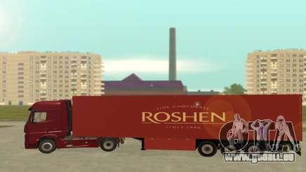 Reefer Trailer für GTA San Andreas