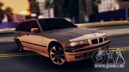 BMW 316i Touring für GTA San Andreas