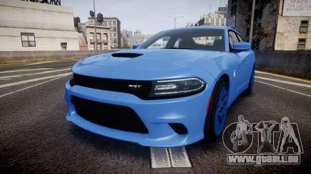 Dodge Charger SRT 2015 Hellcat für GTA 4