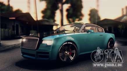 GTA 5 Enus Windsor pour GTA San Andreas