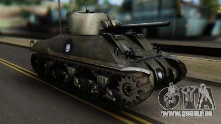 M4 Sherman Gawai Special 2 pour GTA San Andreas