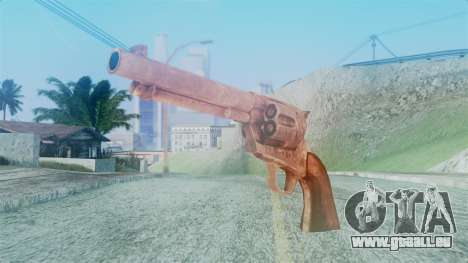 Red Dead Redemption Revolver Cattleman pour GTA San Andreas