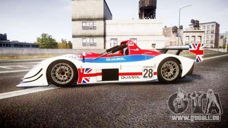Radical SR8 RX 2011 [28] für GTA 4 linke Ansicht