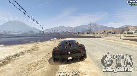 GTA 5 Jump Distance - Earn Money quatrième capture d'écran