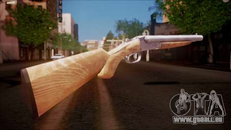 DobleGun from Battlefield Hardline für GTA San Andreas zweiten Screenshot