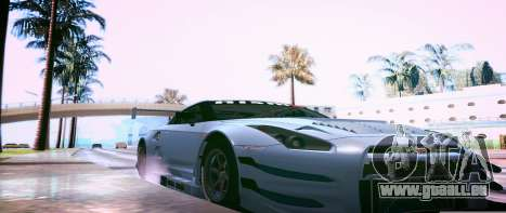 Brandals ENB v2 pour GTA San Andreas cinquième écran