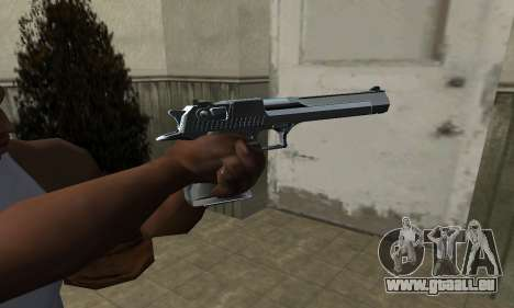 Desert Eagle pour GTA San Andreas