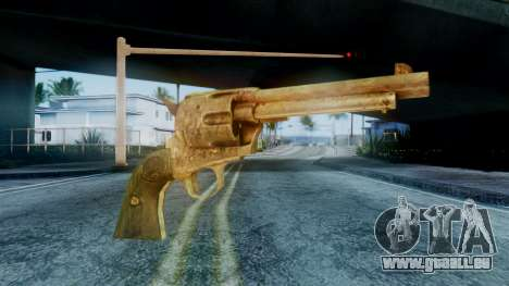 Red Dead Redemption Revolver für GTA San Andreas