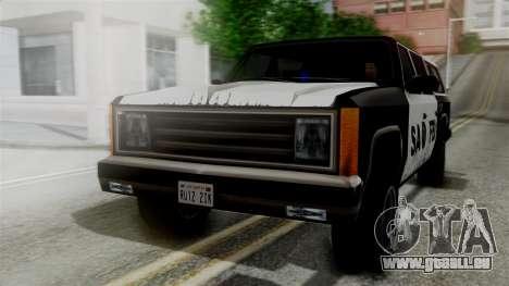Alternative FBI Rancher für GTA San Andreas