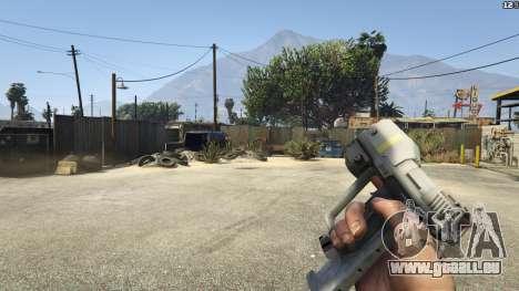 GTA 5 Halo UNSC: Magnum