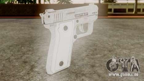 GTA 5 SNS Pistol pour GTA San Andreas deuxième écran