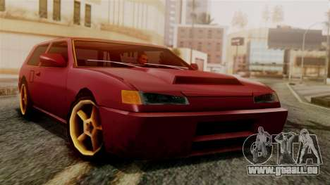 Flash New Edition pour GTA San Andreas