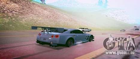 Brandals ENB v2 pour GTA San Andreas quatrième écran