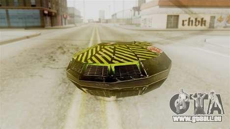 Ghostbuster SMTH für GTA San Andreas