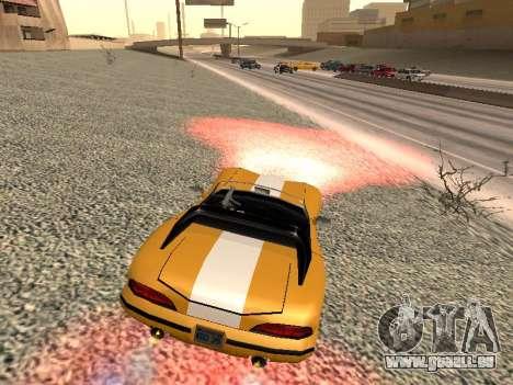 Xenon pour GTA San Andreas