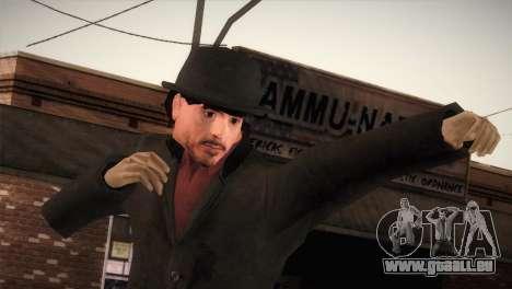 Sherlock Holmes v1 pour GTA San Andreas