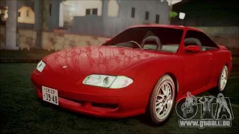 Mazda MX-6 (GE5S) pour GTA San Andreas