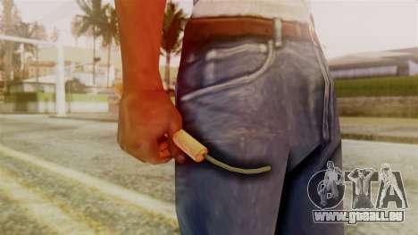 Red Dead Redemption TNT Diego Assasin für GTA San Andreas dritten Screenshot