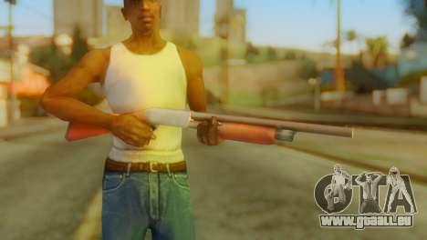 Ithaca 37 pour GTA San Andreas troisième écran