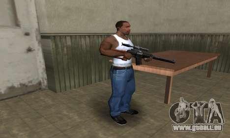 Old Sniper für GTA San Andreas dritten Screenshot