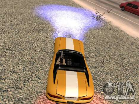Xenon pour GTA San Andreas quatrième écran